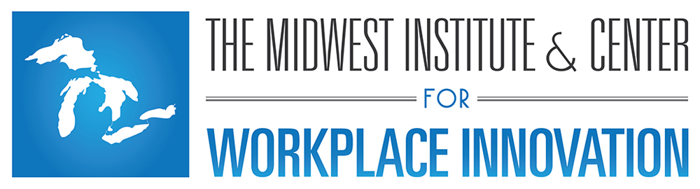 The Midwest Institute and Center for Workplace Innovation logo