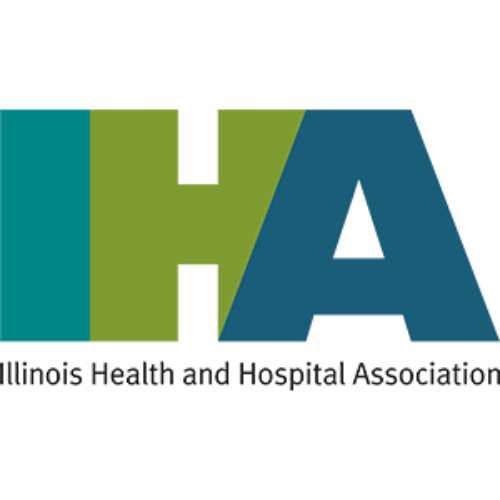 Illinois Health and Hospital Association logo