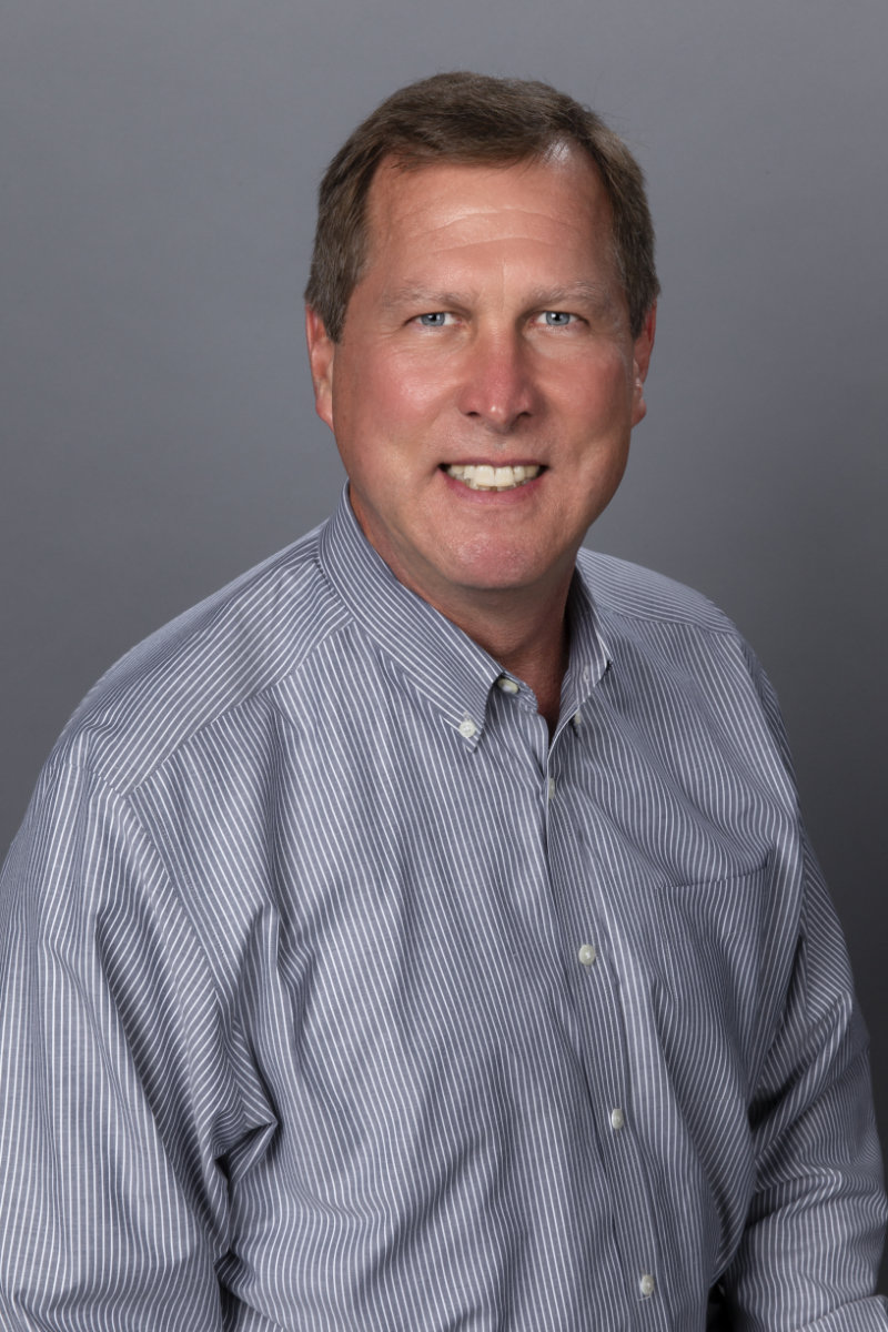 Photo of Steve Ritter, the co-founder of The Center for Team Excellence