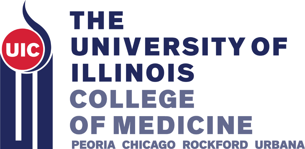 University of Illinois at Chicago College of Medicine logo